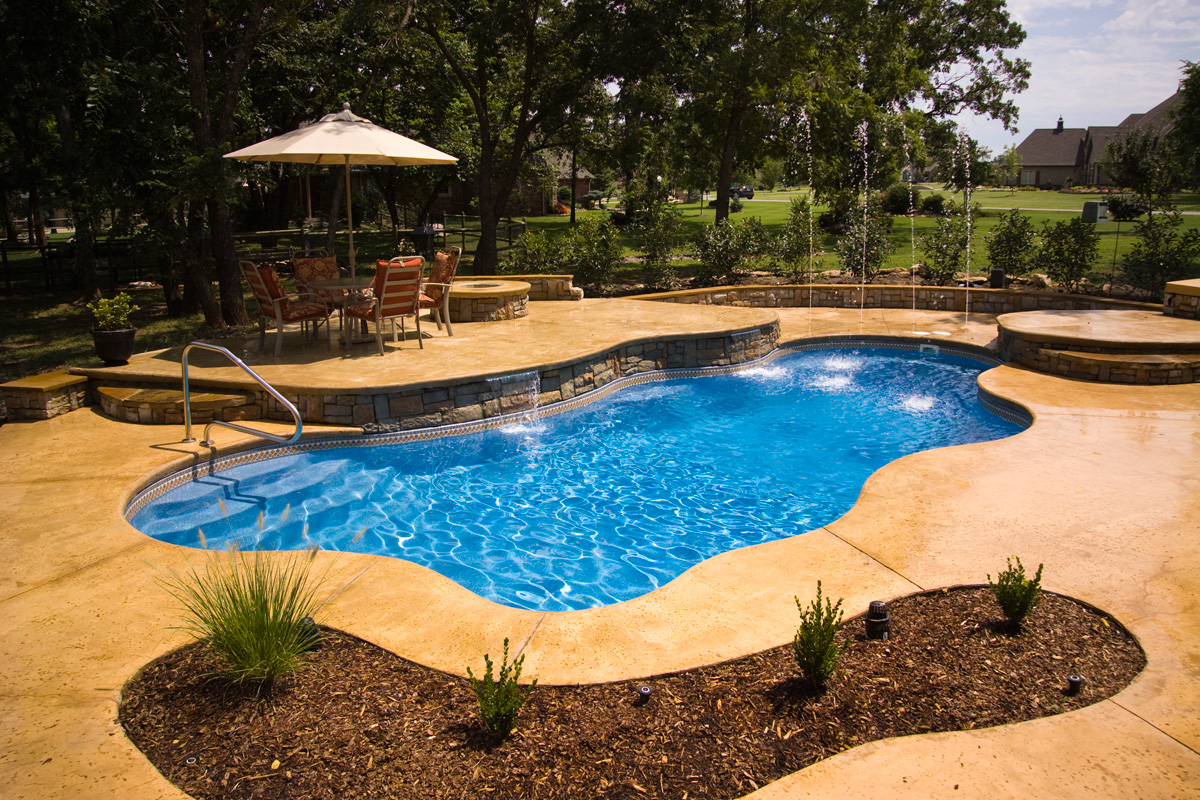 Pro edge pools inground pool installation and service for Pool of pools